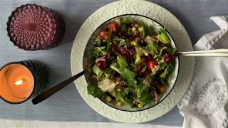COZY рецепт | Салат с тунцом