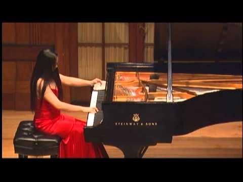 "Ran Jia plays Mozart Twelve Variations on ""Ah vous dirai-je, Maman"", K. 265/300e"