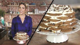 chocolate chip cookie ice box cake l megan mitchell