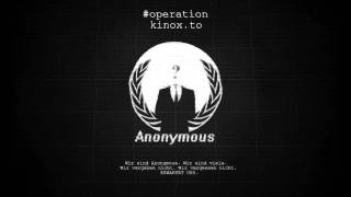 Anonymous - Operation KinoX.to
