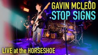 STOP SIGNS LIVE FROM THE SHOE - Gavin McLeod