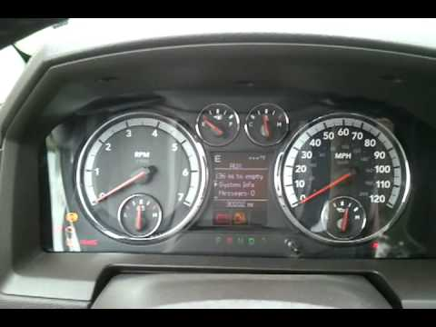 2009 Dodge Ram 1500 Crew Cab Electrical Failure Youtube