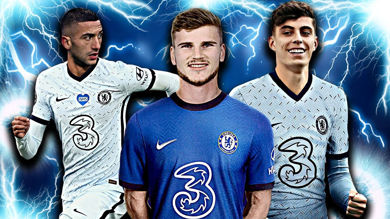 If Chelsea Sign Kai Havertz, Timo Werner & Hakim Ziyech, Can They Score 100 Goals & Win The League?