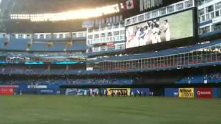 08/07/2009 Toronto Blue Jays Back2Back