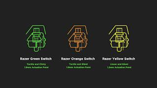 Razer Mechanical Switch   Why Did We Make The Switch