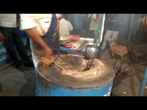 Ranipet Taj tandoori kabab