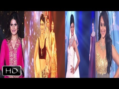 Bollywood Stars At 'Indian Bullion And Jewellers Awards 2013'