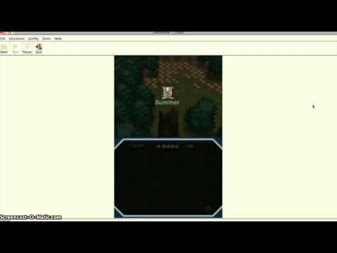 Download Pokemon Black And White NEW English Rom USA Mac/Windows!!!! FASTER EMULATION!!