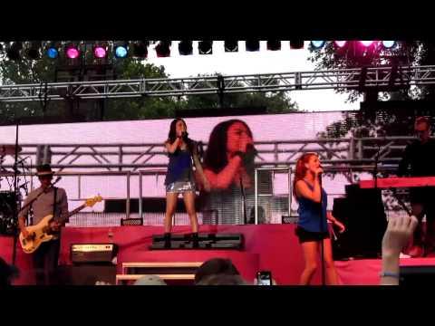 "Miranda Cosgrove - ""Leave It All To Me"" - Live (HD) 2011 - Binghamton, NY"