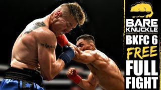 "Joe ""Diesel"" Riggs vs. Walber Barros 
