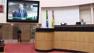 Deputados pedem credenciamento de leitos de UTI em Chapecó