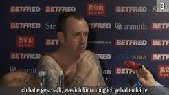 Snooker: Der nackte Weltmeister