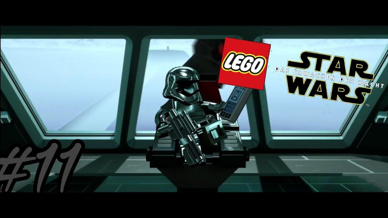Captain phasma Boss fight | Lego Star wars Das Erwachen ...
