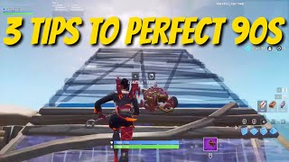 HOW TO DO PERFECT 90S TUTORIAL - FORTNITE