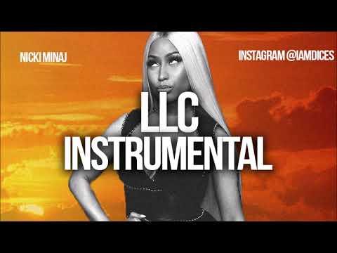 """Nicki Minaj """"LLC"""" Instrumental Prod. by Dices *FREE DL*"""