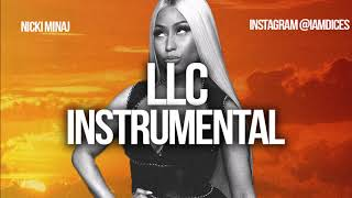 "Nicki Minaj ""LLC"" Instrumental Prod. by Dices *FREE DL* Video"
