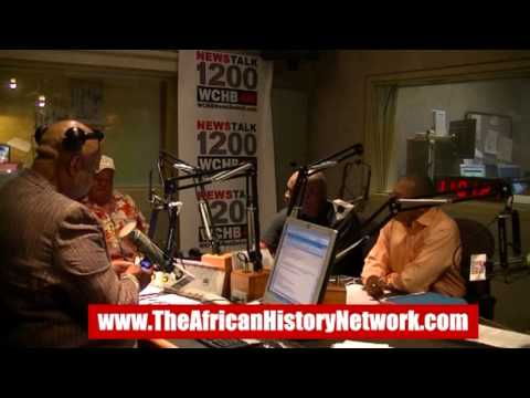 The History of Detroit African American Political Leadership - WCHB 1200 AM - Pt 1 - Michael Imhotep