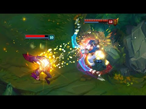one shot jungle ezreal build crazy q damage highest dmg in the game