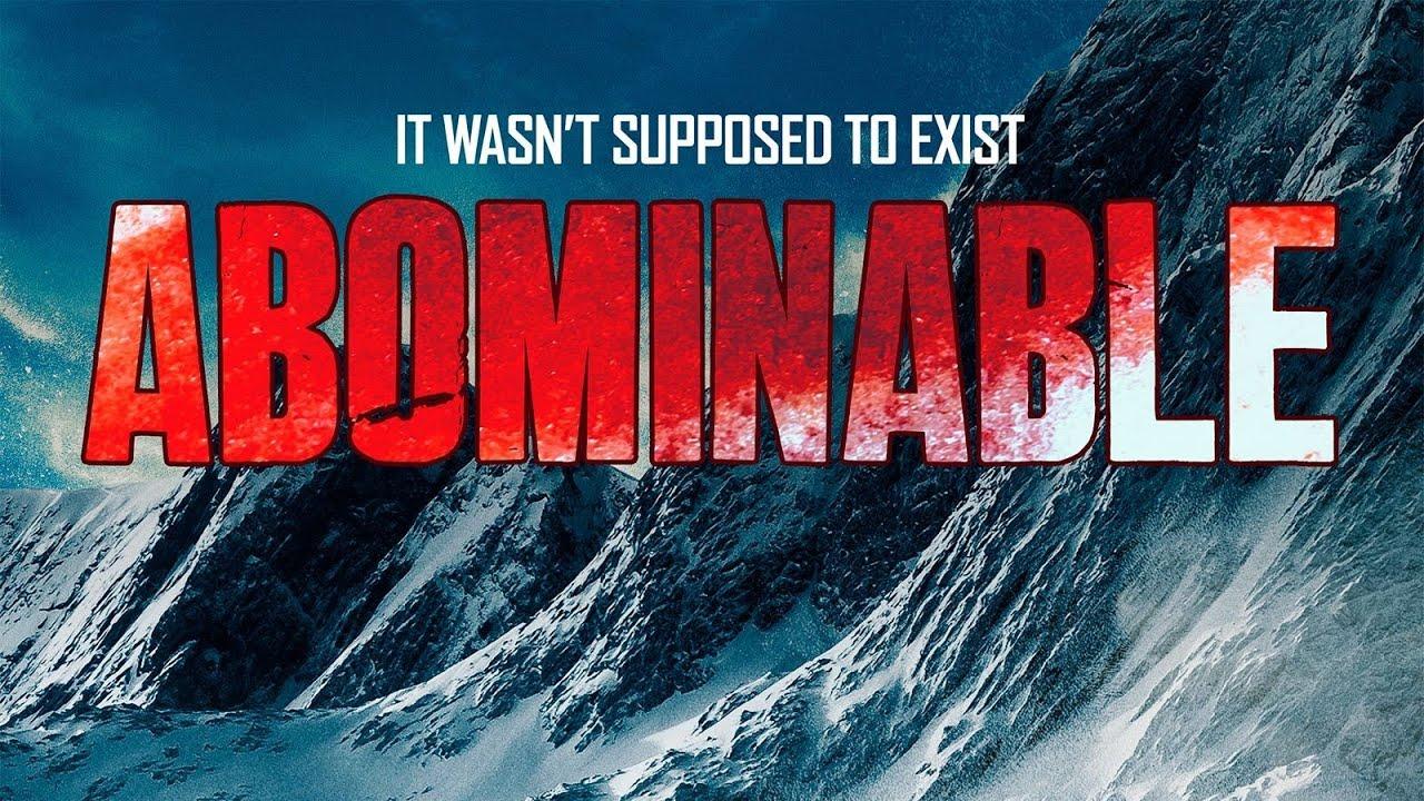 فيلم Abominable 2020 مترجم