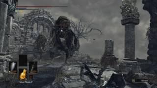 Dark Souls 3 - Some Archdragon Peak Gameplay