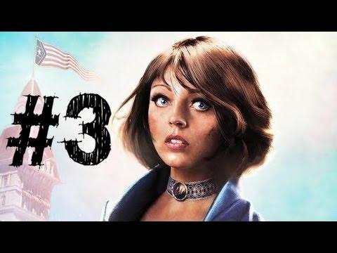 Bioshock Infinite Gameplay Walkthrough Part 3 - Sky Hook - Chapter 3