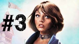 Bioshock Infinite Gameplay Walkthrough Part 3 - Sky Hook - Chapter 3