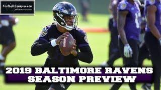 Football Gameplan's 2019 NFL Team Preview: Baltimore Ravens