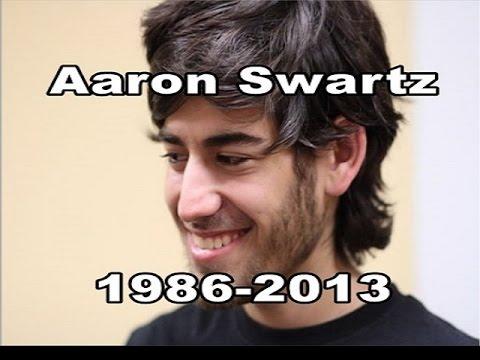 Aaron Swartz, el último Héroe de Internet