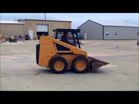 Mustang 2042 skid steer for sale | sold at auction October