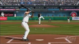 Major League Baseball 2K7 PlayStation 2 Gameplay -
