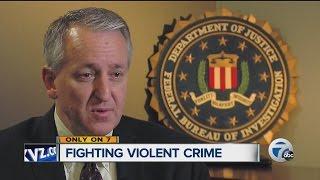 FBI on fighting violent crime