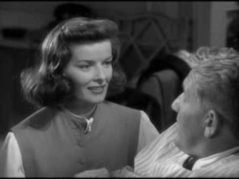 Spencer Tracy & Katharine Hepburn -  I can't give you anything but love