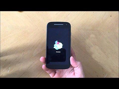 Hard Reset Motorola Moto E 2 2° Gração  XT1514, XT1523, XT1506,Como Formatar, Desbloquear, restaurar
