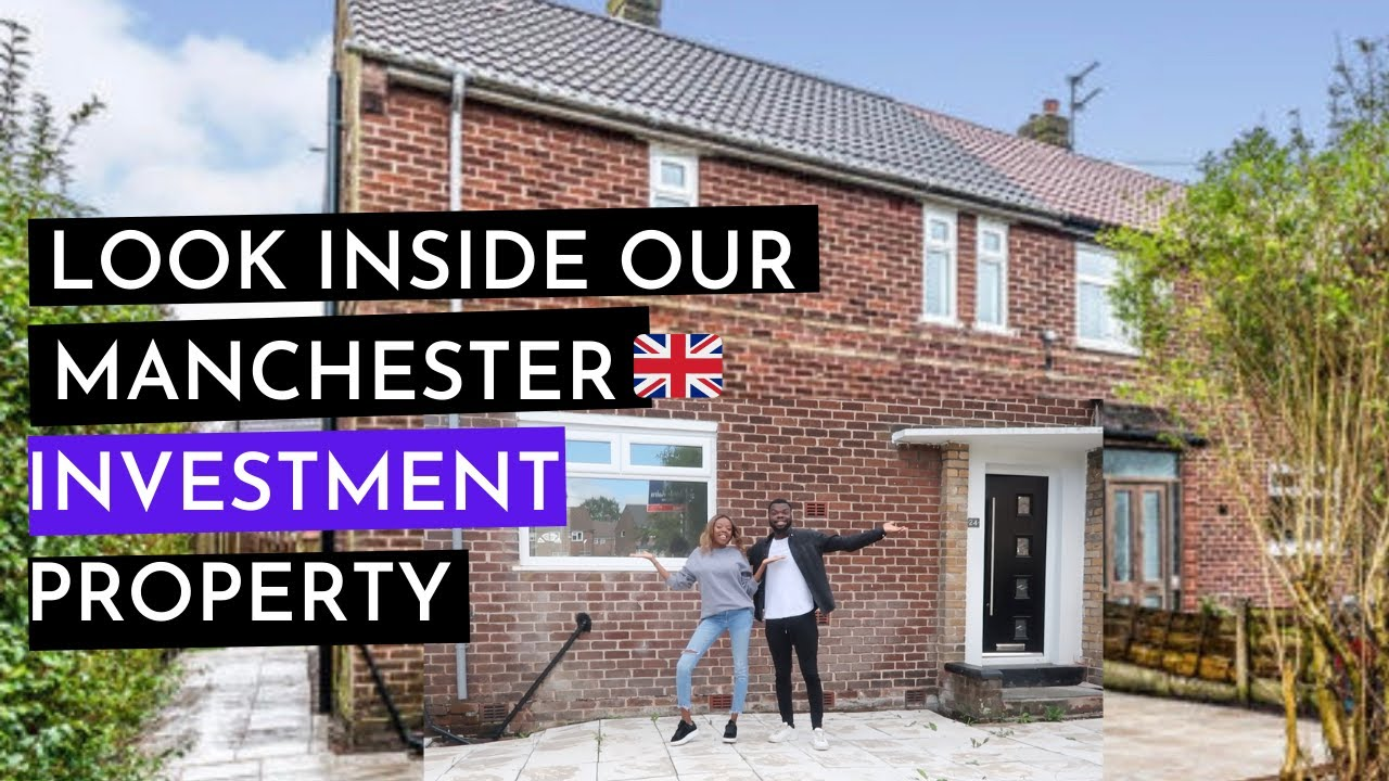 TOUR OUR £165,000 INVESTMENT PROPERTY IN MANCHESTER! Recently renovated BEFORE & AFTER! THE SANYAS