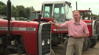 Massey Ferguson Archive Series volume 25 - The Unchallenged 300