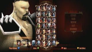 Mortal Kombat 9 Kiro thumbnail