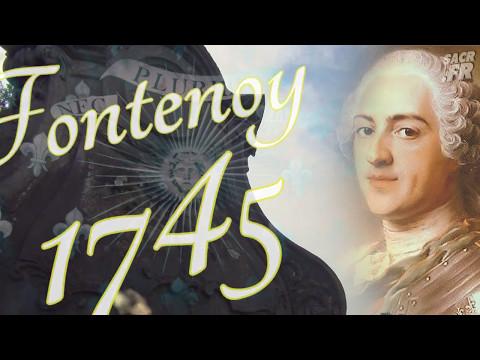 Fontenoy 1745 - Quand la France dominait l'Europe