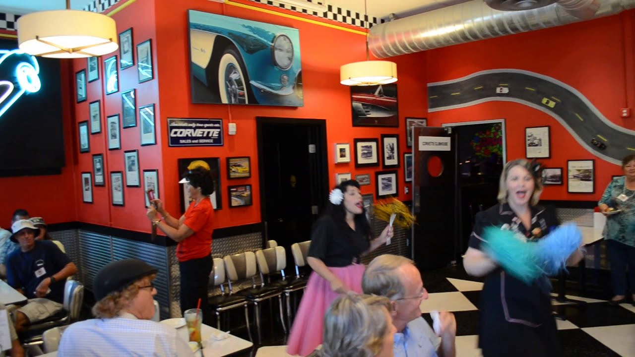 lunch at the corvette diner in san diego youtube. Cars Review. Best American Auto & Cars Review