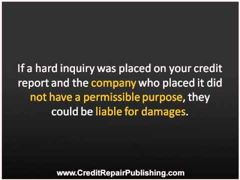 Credit Inquiries How Long Do Inquiries Stay On Your Credit Report