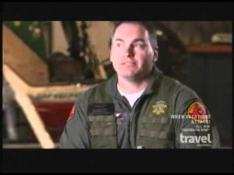 Kern River incident and rescue from Travel Channel (TM)