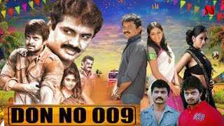 Don No 009 (2019) || New South Indian Dubbed Action Movie || Latest Release Hindi Cinema Full HD