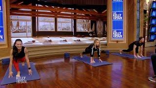 JanuREADY: High Energy Fusion Yoga with Laura Kasperzak