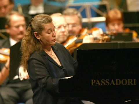 Lilya Zilberstein: Moment Musicaux Op. 16, No. 4 in E minor - Presto (Rachmaninov)