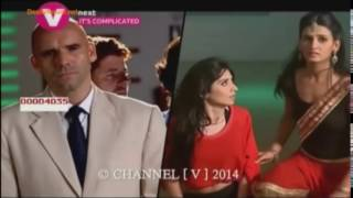 Dil Dosti Dance (D3) Channel V - Comic Scene 7 of The Foreign Dean Inspects, with Zachary Coffin