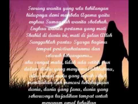 Hijjaz  Sumayyah
