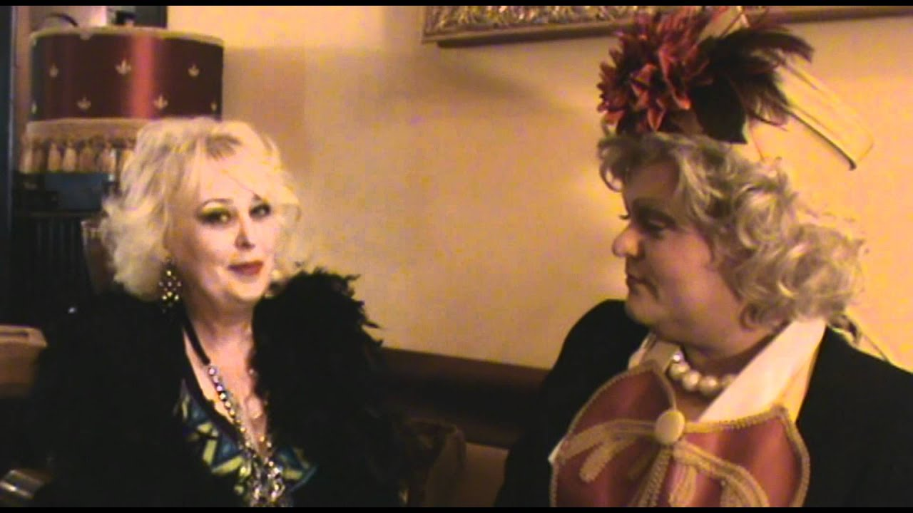 Peaches 2006 interview (part 2) - YouTube