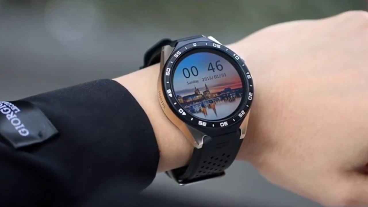 Kingwear™ KW88 Next Generation Smartwatch