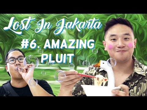 LOST IN JAKARTA #6: Amazing Pluit (Awesome Eats Makan Bihun Bebek) feat. Putra Sigar