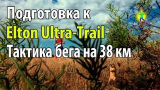 Подготовка к Elton Ultra Trail Урок №4. Тактика бега на дистанции  38 км на Эльтоне