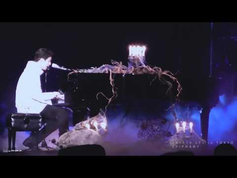 [4k] 181114 LYS in Tokyo Dome- Jin Solo Epiphany